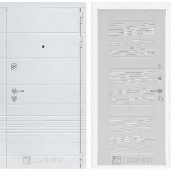 Дверь TRENDO 06 - Белое дерево