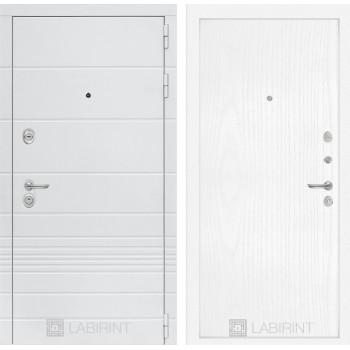 Дверь TRENDO 07 - Белое дерево