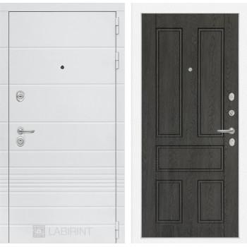 Дверь TRENDO 10 - Дуб филадельфия графит