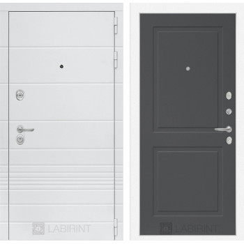 Дверь TRENDO 11 - Графит софт