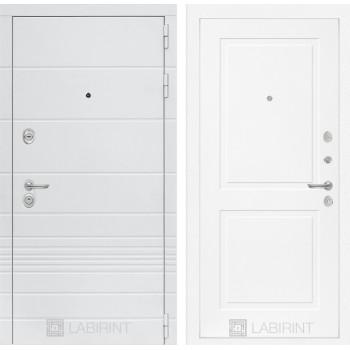 Дверь TRENDO 11 - Белый софт