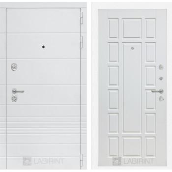 Дверь TRENDO 12 - Белое дерево