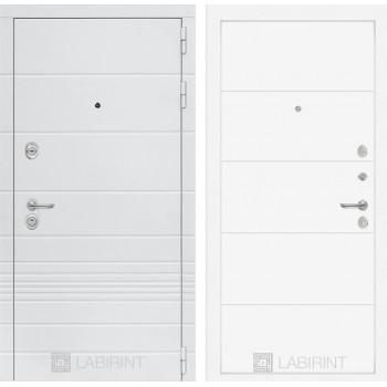 Дверь TRENDO 13 - Белый софт