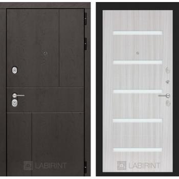 Дверь URBAN 01 – Белый сандал