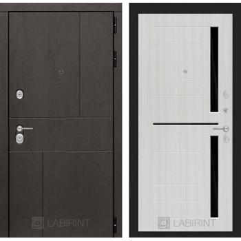 Дверь URBAN 02 – Белый сандал