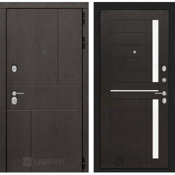 Дверь URBAN 02 – Венге