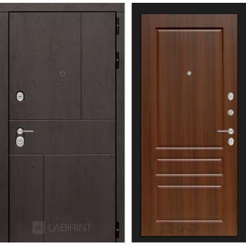 Дверь URBAN 03 – Орех бренди