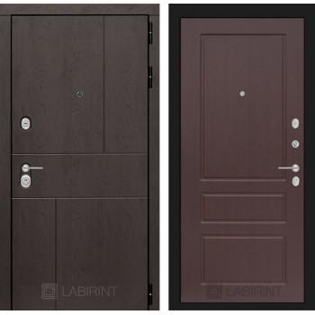 Дверь URBAN 03 – Орех премиум