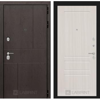 Дверь URBAN 03 – Белый сандал