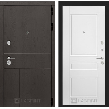 Дверь URBAN 03 – Софт белый