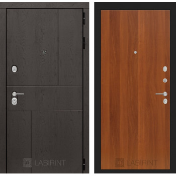 Дверь URBAN 05 – Орех итальянский