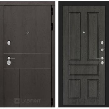 Дверь URBAN 10 – Дуб филадельфия графит