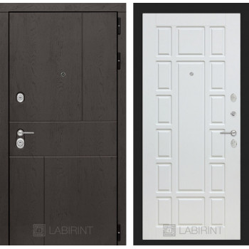 Дверь URBAN 12 – Белое дерево