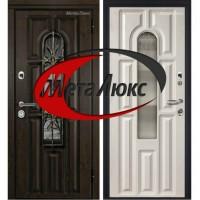 Двери МетаЛюкс