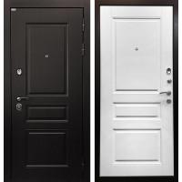 Дверь Ратибор Лондон 3К (матовый белый)