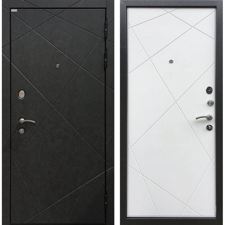 Дверь Ратибор Эстет 3К (силк сноу)