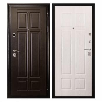 Дверь Сударь Дива МД-07 (дуб белёный)