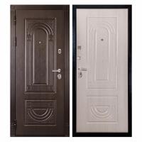 Дверь Сударь Дива МД-32 (дуб белёный)