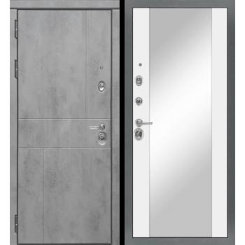 Дверь Сударь МД-48 с зеркалом