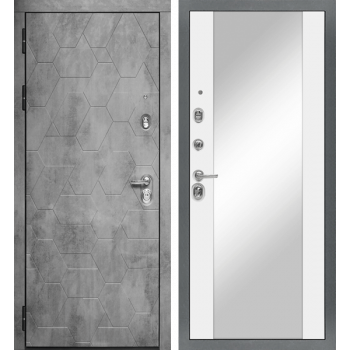 Дверь Сударь МД-51 с зеркалом