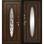 Дверь Сударь Монарх со стеклопакетом