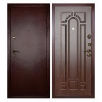 Дверь Сударь Дива МД-04 (орех тиснёный)