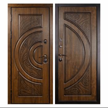 Дверь Сударь Прага (дуб тёмный Vinorit)