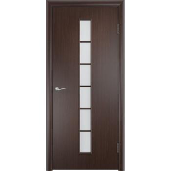 Межкомнатная дверь Тип С-12 (сатинато)