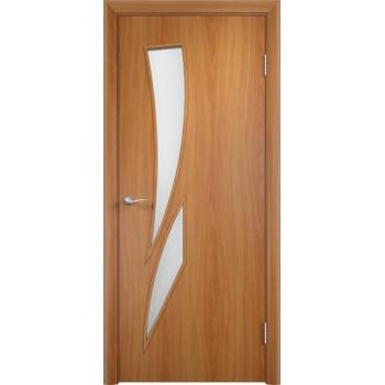 Межкомнатная дверь Тип С-02 (сатинато)