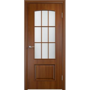 Межкомнатная дверь Тип С-26 (сатинато)
