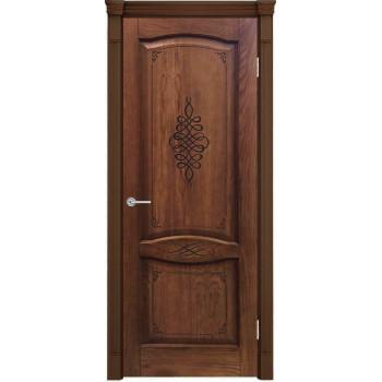 Межкомнатная дверь Наполи 3D (миндаль)