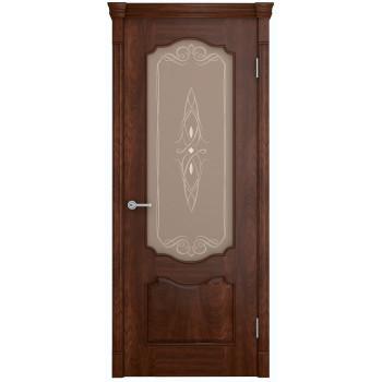 Межкомнатная дверь Престиж (остекленная)