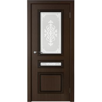 Межкомнатная дверь Стиль (остекленная)