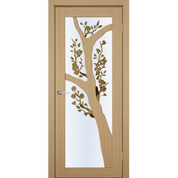 Межкомнатная дверь ДО Сакура