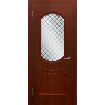 Межкомнатная дверь Асти (остекленная)