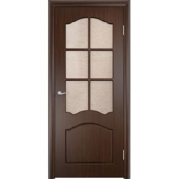 Межкомнатная дверь Лидия (остекленная)