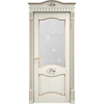 Межкомнатная дверь Д 3 (остекленная)