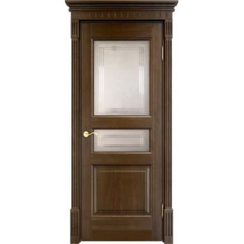 Межкомнатная дверь Д-5 (остекленная)