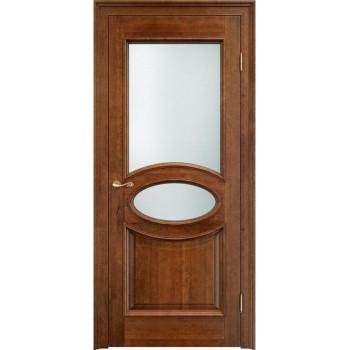 Межкомнатная дверь ОЛ 26 (остекленная)