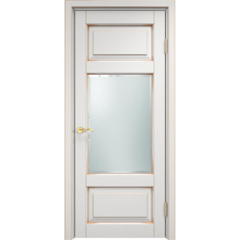 Межкомнатная дверь ОЛ 55 (остекленная)