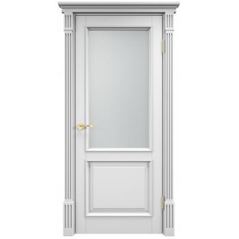 Межкомнатная дверь 112 Ш (остекленная)