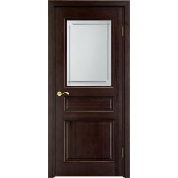 Межкомнатная дверь 5 Ш (остекленная)