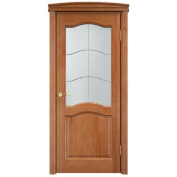 Межкомнатная дверь 7 Ш (остекленная)