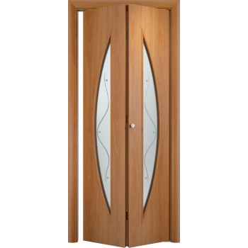 Межкомнатная дверь Тип С-06 (складная)